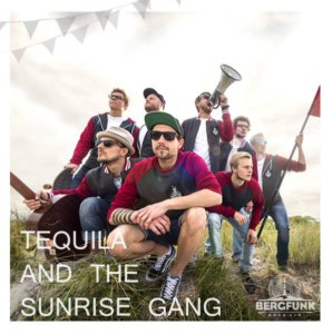 Tequila and the Sunrise Gang auf dem Bergfunk Open Air